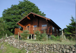 Self catering holiday accommodation in Dervaig
